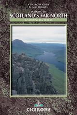 Walking in Scotland's Far North / Cicerone wandelgids Schotland