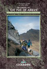 Walking on the Isle of Arran / Cicerone wandelgids Schotland