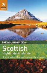 Reisgids Rough Guide Scottish Highlands and Islands : Rough Guide :