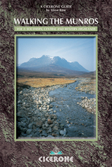 Walking The Munros Vol 1 Southern, Central and Western Highlands - Cicerone wandelgids Schotland :