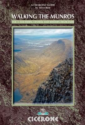 Walking The Munros Vol 1 Southern, Central and Western Highlands - Cicerone wandelgids Schotland