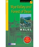Wandelgids Pathfinder 29 Wye Valley and Forest of Dean : Pathfinder Guide :