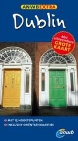 Reisgids Dublin   ANWB extra