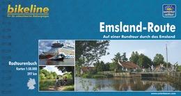 Fietsgids Emsland route   Esterbauer - Bikeline