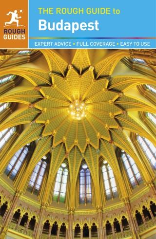 Reisgids Rough Guide Budapest - Boedapest   Rough guide