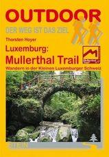 Wandelgids Luxemburg: Mullerthal-Trail   Thorsten Hoyer