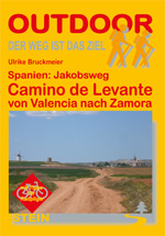 Wandelgids Spanje: Jakobsweg Camino de Levante    Conrad Stein