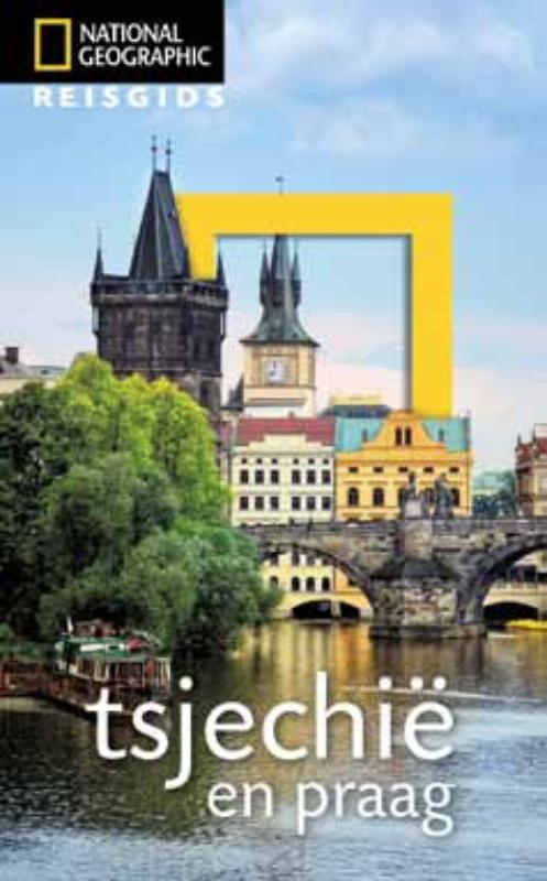 Reisgids Tsjechië en Praag   National Geographic   Stephen Brook