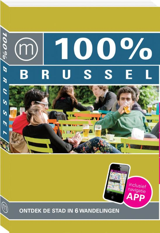 Reisgids 100 % Brussel   Mo Media
