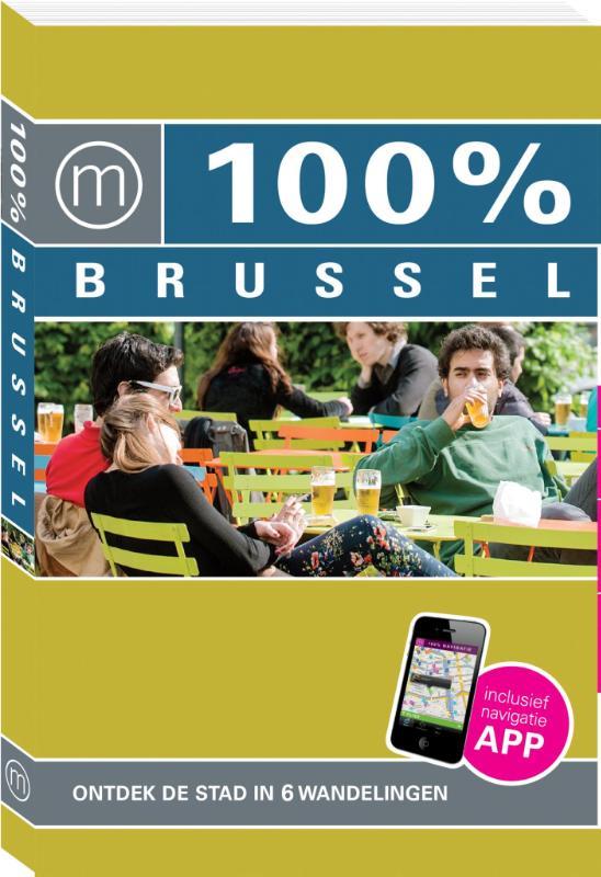 Reisgids 100 % Brussel   Mo Media