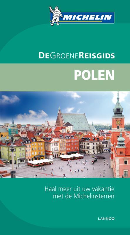 Reisgids Polen   Michelin groene gids