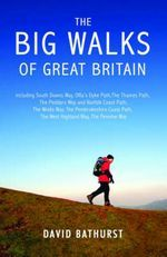 The big Walks of Great Britain / wandelen in Groot-Brittannie :