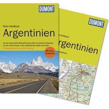 Reisgids Argentinien und Falkland Inseln   Dumont