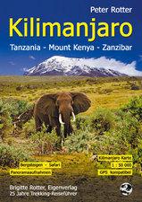 Wandelgids - Trekkinggids Kilimanjaro - Tanzania, Mount Kenya & Zanzibar   Peter Rotter