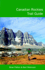 Wandelgids Canadian Rockies Trail Guide - British Columbia - Alberta - Banff   Summerthought