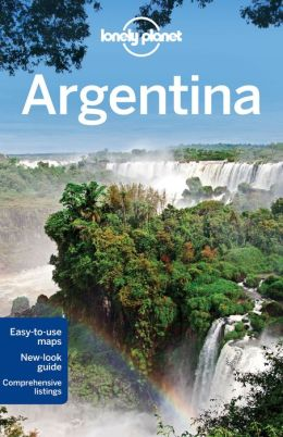 Reisgids Lonely Planet Argentina & Uruguay - Argentinië   Lonely Planet