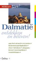 Reisgids Dalmatië   Merian Live