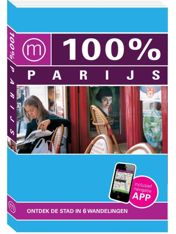 Reisgids 100 % Parijs   Mo Media