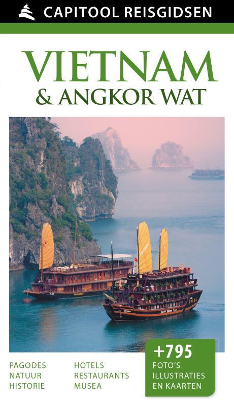 Reisgids Vietnam & Angkor Wat   Capitool