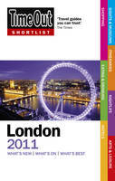 Reisgids Time Out Shortlist London - Londen 2011 : Time Out :