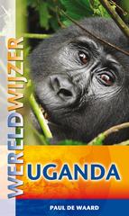 Reisgids Wereldwijzer Oeganda - Uganda : Elmar :