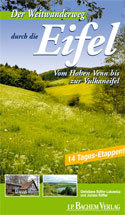 Wandelgids Der Weitwanderung durch die Eifel   Bachem Verlag