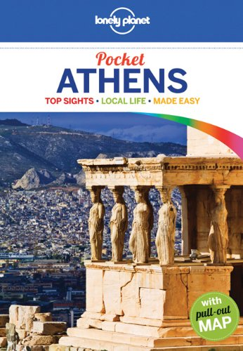 Reisgids Athens pocket - Athene  Lonely Planet