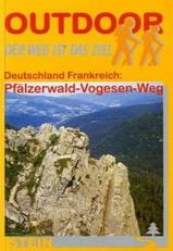 Conrad Stein Pf�lzerwald-Vogesen-Weg / Duitsland-Frankrijk Pfalz - Vogezen wandelroute