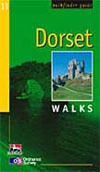 Pathfinder 11 Dorset - Wandelgids Engeland : Jarrodd :