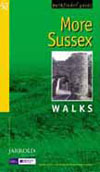 Pathfinder 52 More Sussex / Wandelgids Engeland :