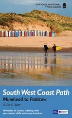 Wandelgids The South West Coast Path National Trail Guide: Minehead to Padstow  : Aurum Press :