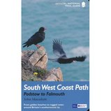 Wandelgids The South West Coast Path National Trail Guide: Padstow to Falmouth : Aurum Press :