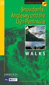 Pathfinder 10 Snowdonia, Anglesey & the Llyn Peninsula / Wandelgids Wales :