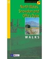 Pathfinder 32 North Wales, Snowdon & Offa's Dyke / Wandelgids Wales :