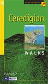 Pathfinder 38 Ceredigion / Wandelgids Wales :