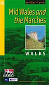 Pathfinder 41 Mid Wales & the Marches / Wandelgids Wales :