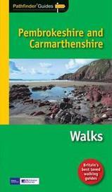 Wandelgids Pathfinder 34 Pembrokeshire & Carmarthenshire / Wales ] Pathfinder Guides :