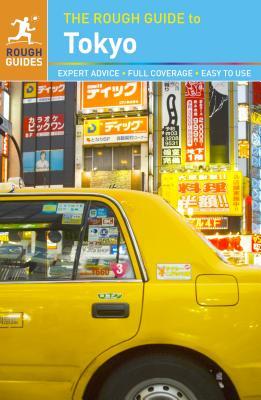 Reisgids Rough Guide Tokyo   Rough Guide