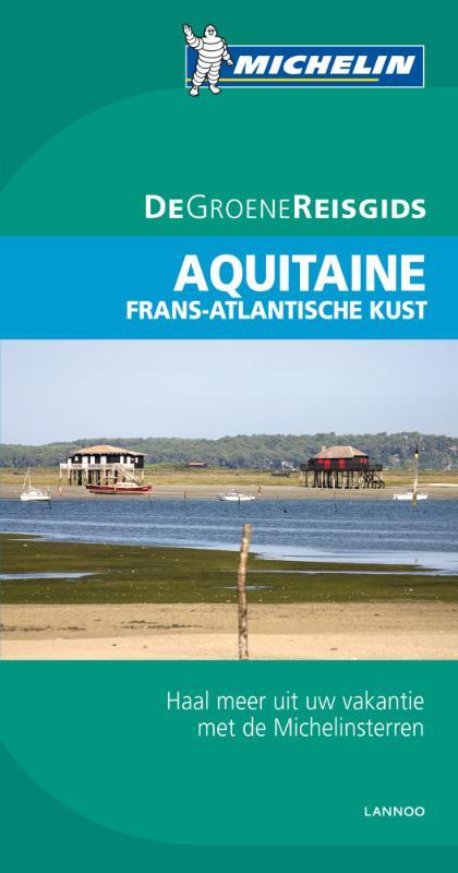 Reisgids Aquitaine - Franse Atlantische kust  Michelin groene gids