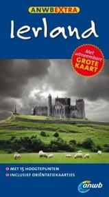 Reisgids Ierland   ANWB extra