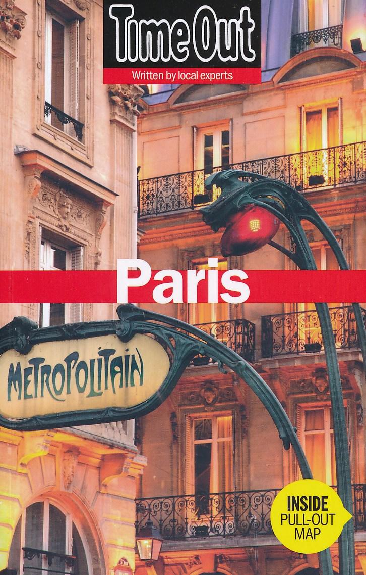 Reisgids Paris - Parijs   Time out