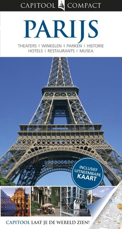 Reisgids Parijs   Capitool compact
