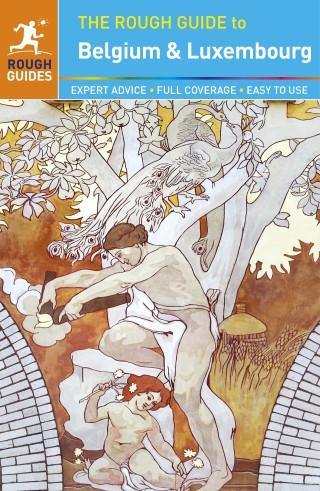 Reisgids Rough Guide Belgium & Luxembourg - België & Luxemburg  Rough Guide