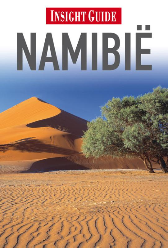 Reisgids Namibië - Namibie   Insight Guide