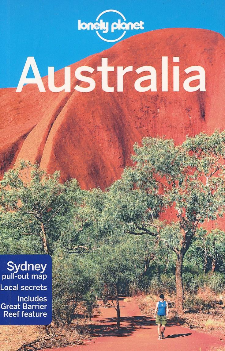 Reisgids Australia - Australië   Lonely Planet