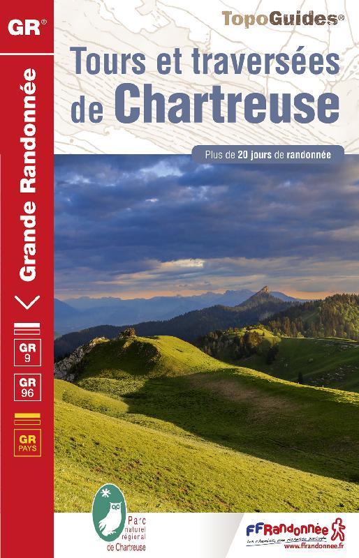 Wandelgids ref 903 - GR9 Tours et Traversees de Chartreuse - Chambery tot Grenoble   FFRP