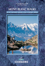 Wandelgids Mont Blanc Walks   Cicerone