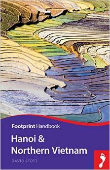 Reisgids Hanoi and Northern Vietnam - Noord Vietnam   Footprint