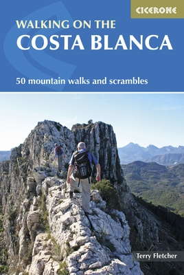 Wandelgids Walking on the Costa Blanca Walks   Cicerone
