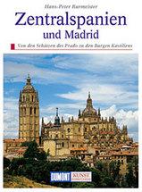 Kunstreisgids - Kunstreisefuhrer Zentralspanien und Madrid - Centraal Spanje en Madrid   Dumont verlag
